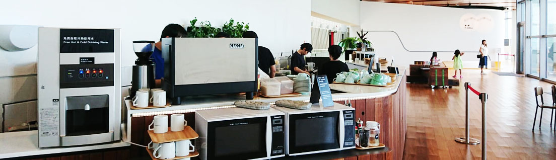 coffee machine installation hong kong